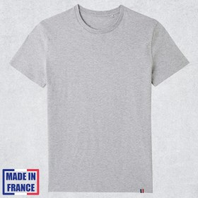 T-SHIRT MADE IN FRANCE -...