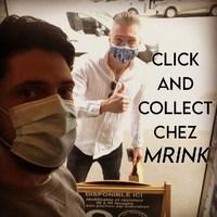 #lifestyle#trend#clickandcollect#paris#happiness   Mrink est opérationnel, passez commande par le site ou par mail et venez récupérer votre commande au 27 rue Linné Paris 5e 😃👍🌞