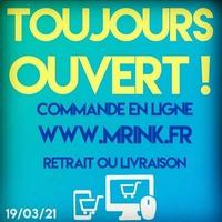 #parisianstyle#design#trend#wayoflife#clickandcollect   Mr.InK reste ouvert, commandez sur notre site, par téléphone, insta, Facebook et par mail : vos tee-shirts, totebags, mugs, masques, puzzles ( personnalisés ) 👍😀🤜🤛